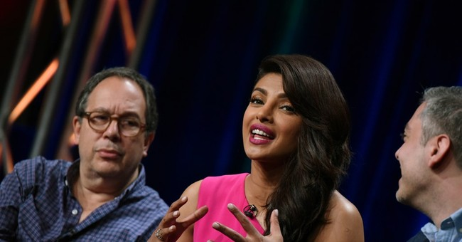 Indian film star Priyanka Chopra joins US TV's 'golden age'