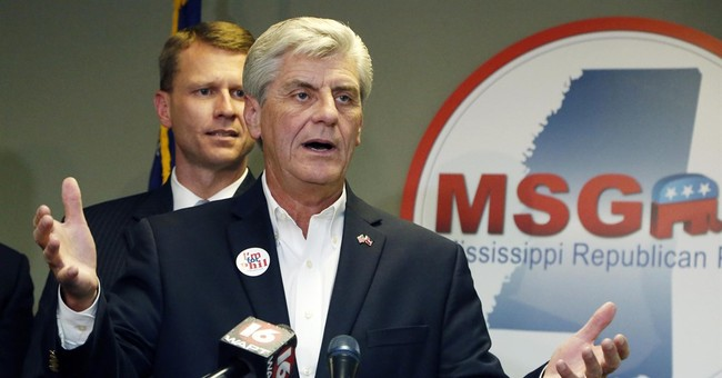 Truck driver wins Dem nomination for Mississippi governor