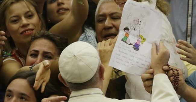 Pope urges compassion for divorced Catholics who remarry
