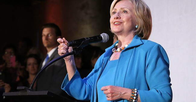 Hillary Clinton slams Bush on immigration, women's health