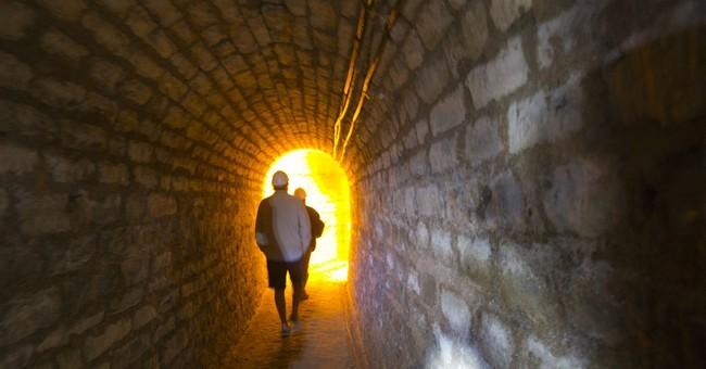 Ancient Paris quarry offers rare look at underground history
