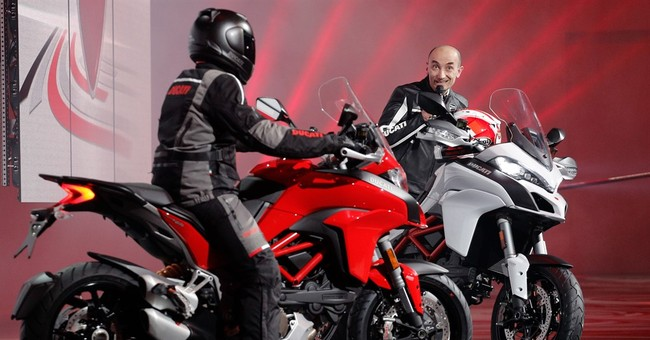 Ducati CEO aims to protect bike brand aura as sales spike