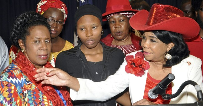 2 US Congresswomen support #BringBackourGirls campaigners