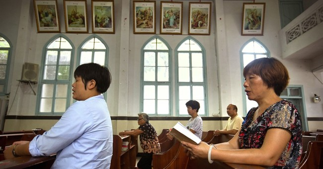 Severe crackdown in China on church crosses draws backlash