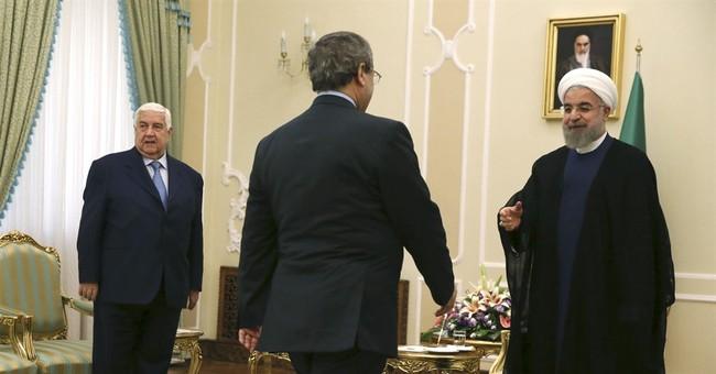 Iran says it will present Syria initiative to UN