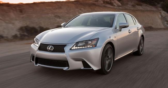 Fact sheet: 2015 Lexus GS