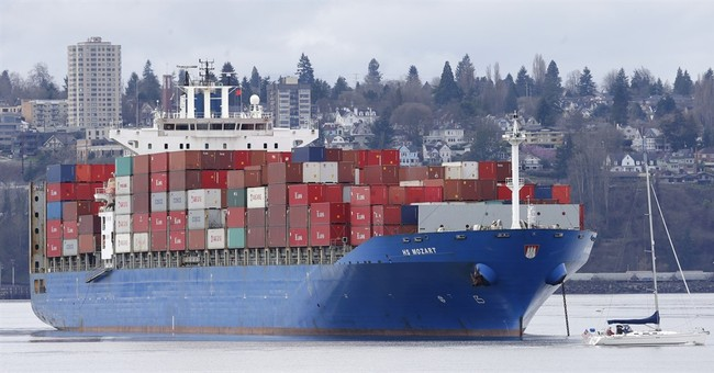 US trade gap widens 7 percent in June as imports jump