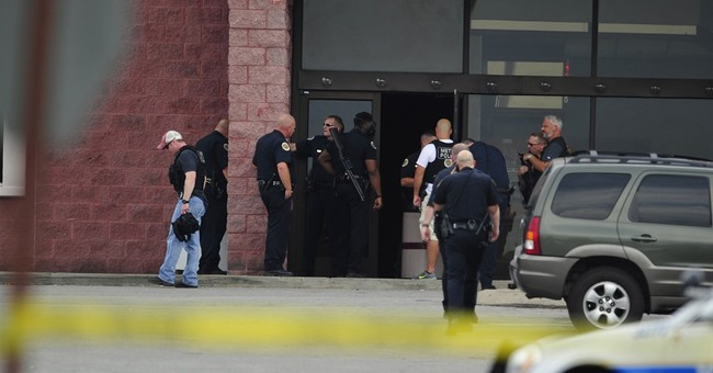 The Latest: Theater assailant had psychological issues