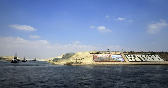 A look at Egypt's Suez Canal, past and present