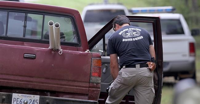 Backfire, not gunfire? So says man arrested near Camp Shelby