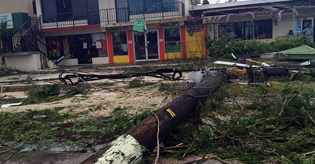 Obama declares disaster for typhoon-devastated Saipan