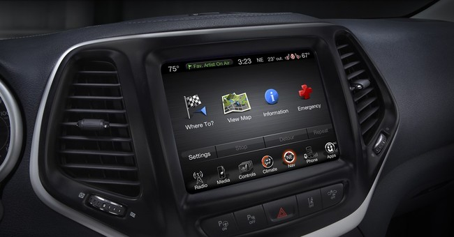Maker of hacked radio says system is unique to Fiat Chrysler