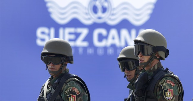 Egypt unveils Suez Canal extension with pomp-filled ceremony