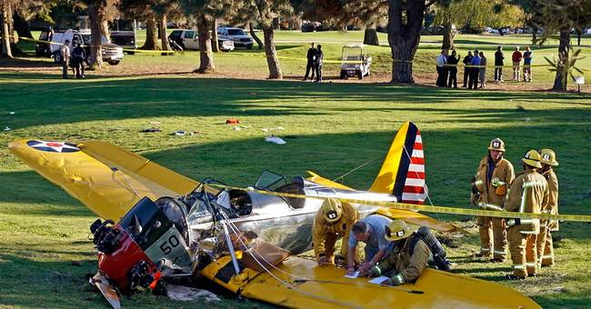 Feds cite carburetor problem in Harrison Ford plane crash