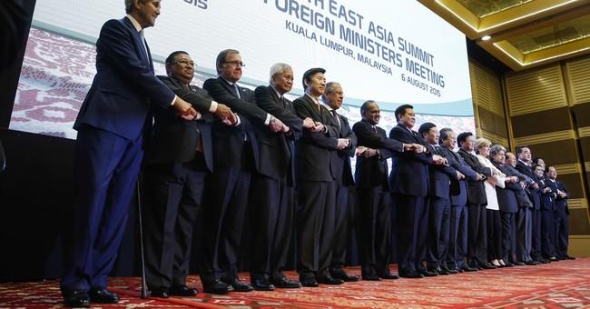 US demands halt to provocative South China Sea activities