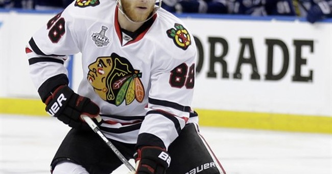 Under police investigation, Blackhawks' Kane hires lawyer