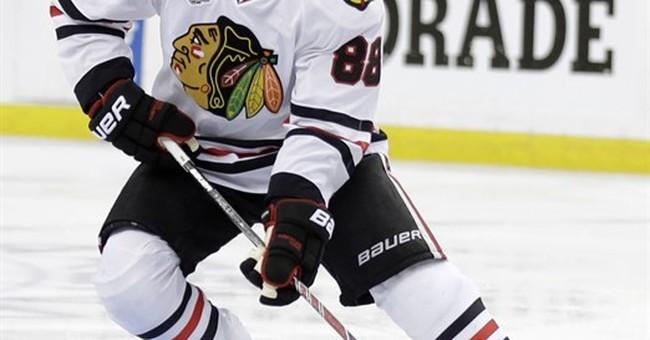 Blackhawks' Patrick  Kane under police investigation
