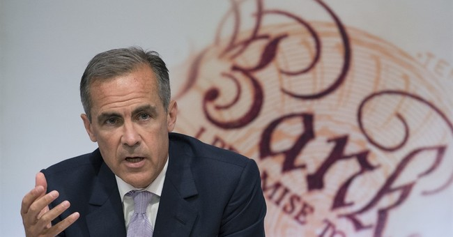 Bank of England indicates interest rate hikes still far off