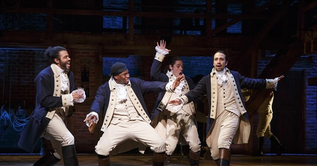 Review: 'Hamilton' gets even better on its trip to Broadway