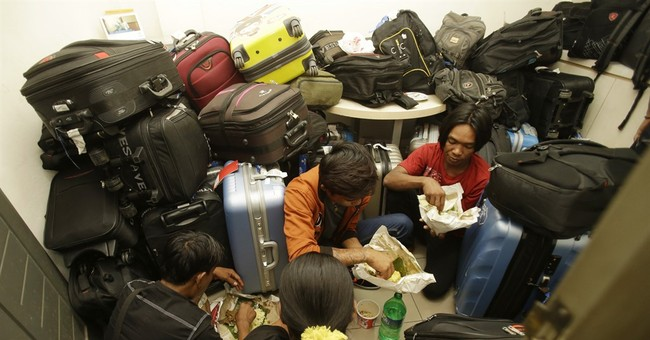 45 Burmese fishermen rescued, suspected trafficking victims