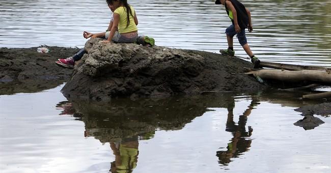 Puerto Ricans face punishing drought amid economic slump