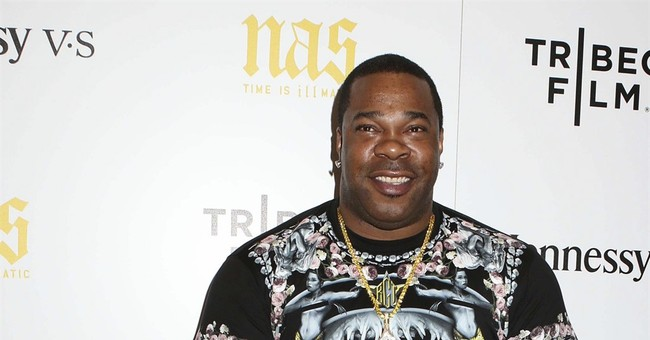 Rapper Busta Rhymes charged with assault in gym fight