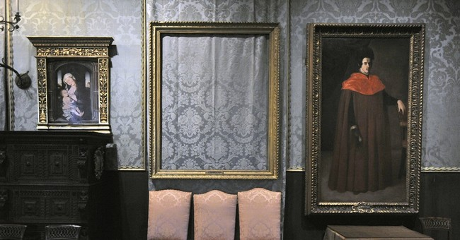New video released in unsolved Boston art museum heist