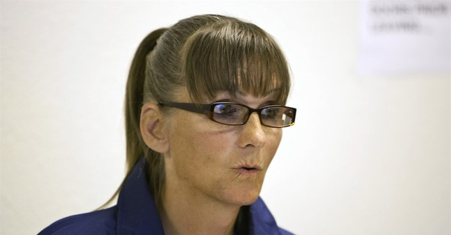 Governor allows parole for transgender California inmate
