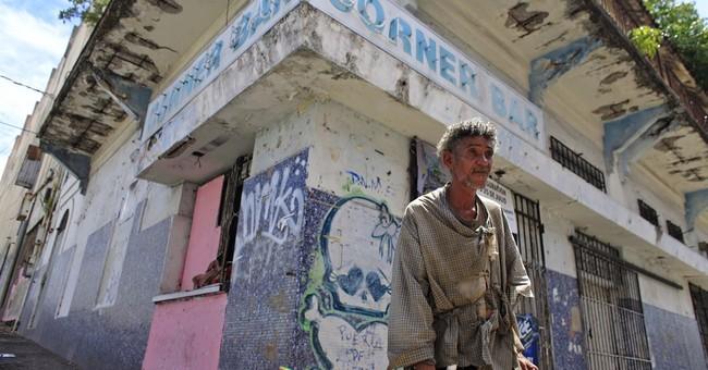 AP EXPLAINS: Puerto Rico's struggle with $72B of public debt
