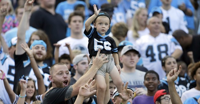 6-year-old gets opportunity to coach Panthers at Fan Fest