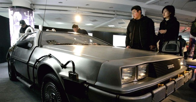 Settlement in suit over 'Back to the Future' car hits bump