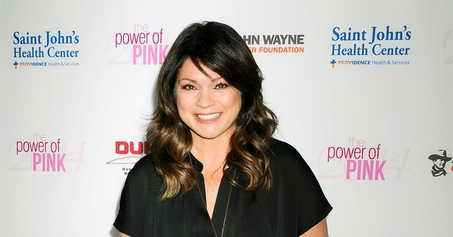 Valerie Bertinelli cooks up a Food Network show