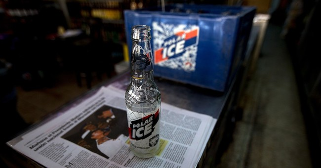 Venezuela's top beer scarce amid heat wave