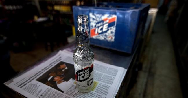 Venezuela's top beer scarce amid heat wave