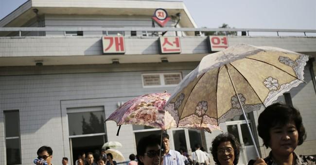 North Korea push clocks back as a snub to Japan