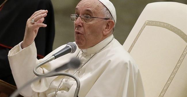Pope learns a tasty secret of joy from a tiny grandma