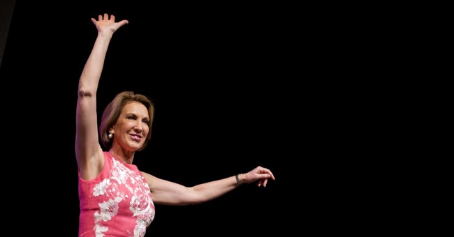 Debate performance puts spark into Fiorina's GOP campaign