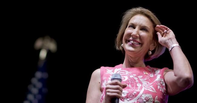 Debate performance puts spark into Fiorina's GOP campaign