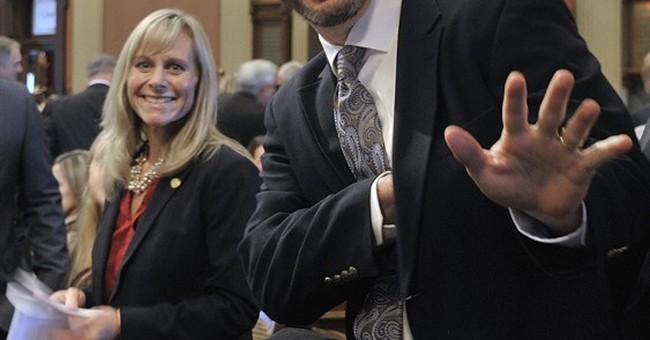 Michigan lawmaker says self-smear plan 'wrong,' won't resign