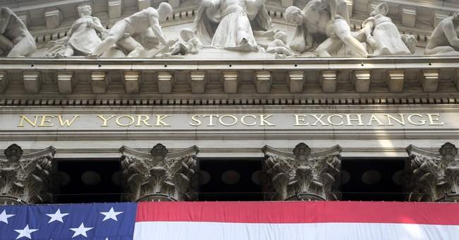 US stocks climb, breaking losing streak for Dow industrials