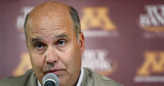 Co-worker says resigning Minnesota AD drunkenly groped her