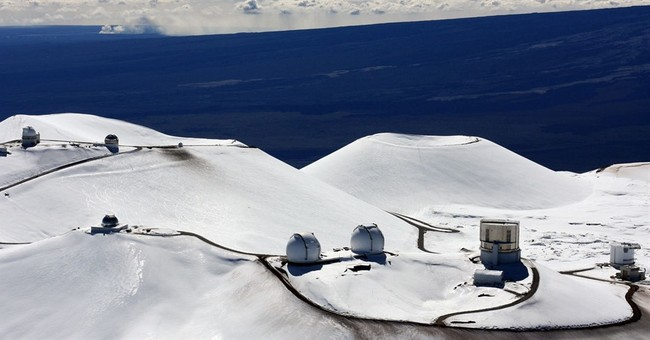 Q&A: A look at the science on Hawaii's Mauna Kea