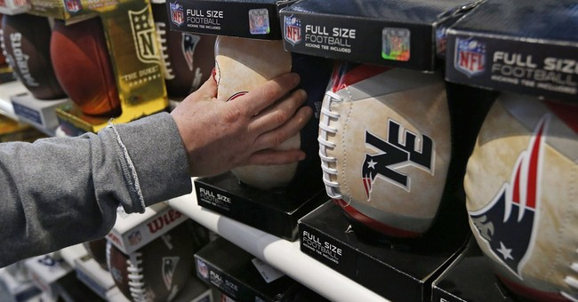Deflategate? Patriots Nation is pumped, not deflated