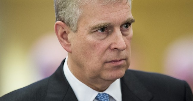 Prince Andrew denies claims he had sex with underage girl