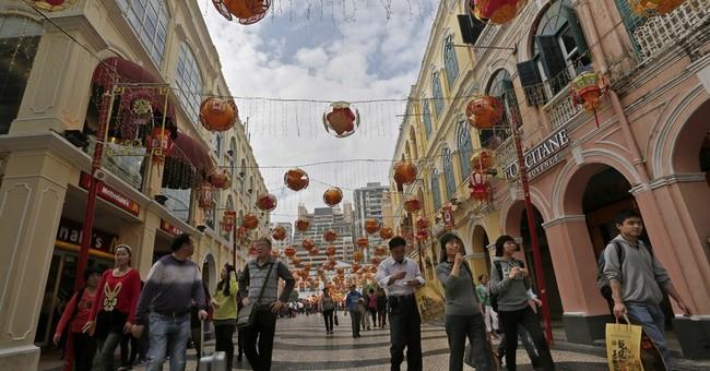 Macau ranks No. 1 in economic performance among world cities