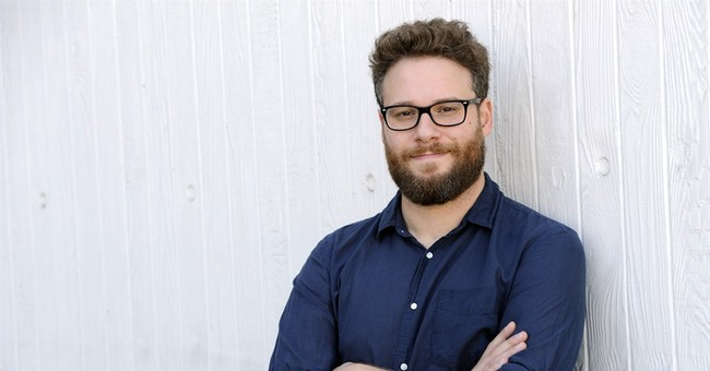 AP Exclusive: Rogen responds to 'American Sniper' comments