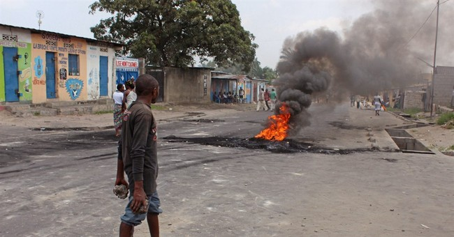 At least 12 dead in Congo in protests over electoral law