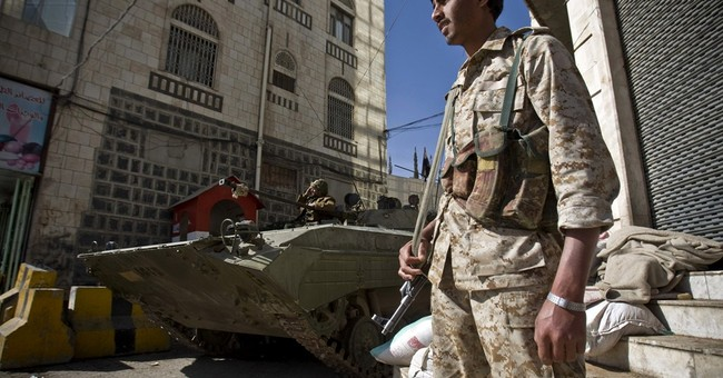 Yemen's US-backed president quits; country could split apart