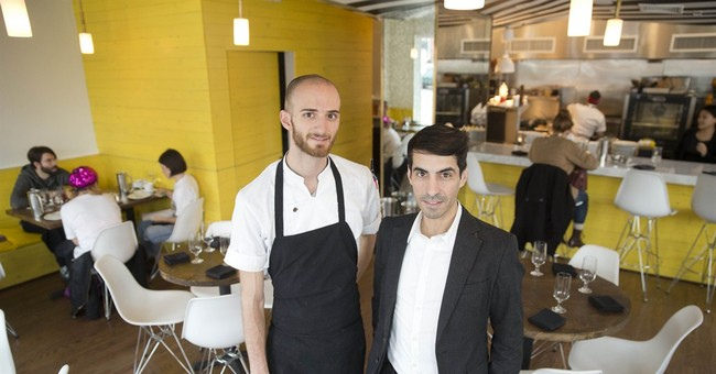 No-tip restaurant offers food for thought on pay, benefits