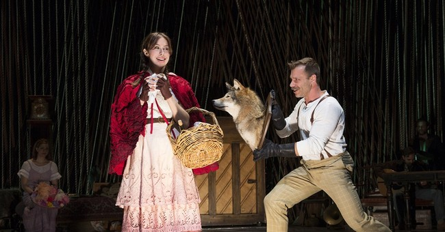 Zany romp through 'Into The Woods' has bewitching singing